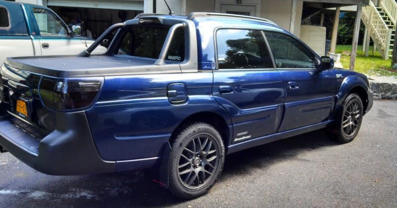 daily turismo 10k a pickup with giddyup 2005 subaru baja turbo. Black Bedroom Furniture Sets. Home Design Ideas