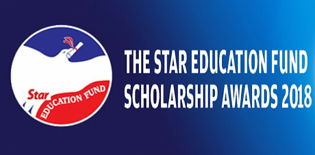 Permohonan Biasiswa Tabung Pendidikan Star 2018