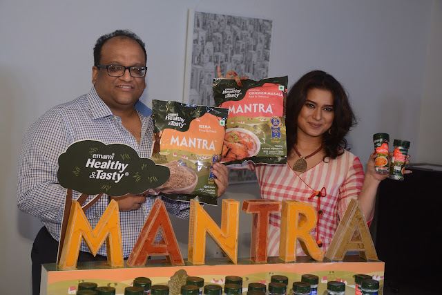 Emami Healthy & Tasty launches Mantra spices