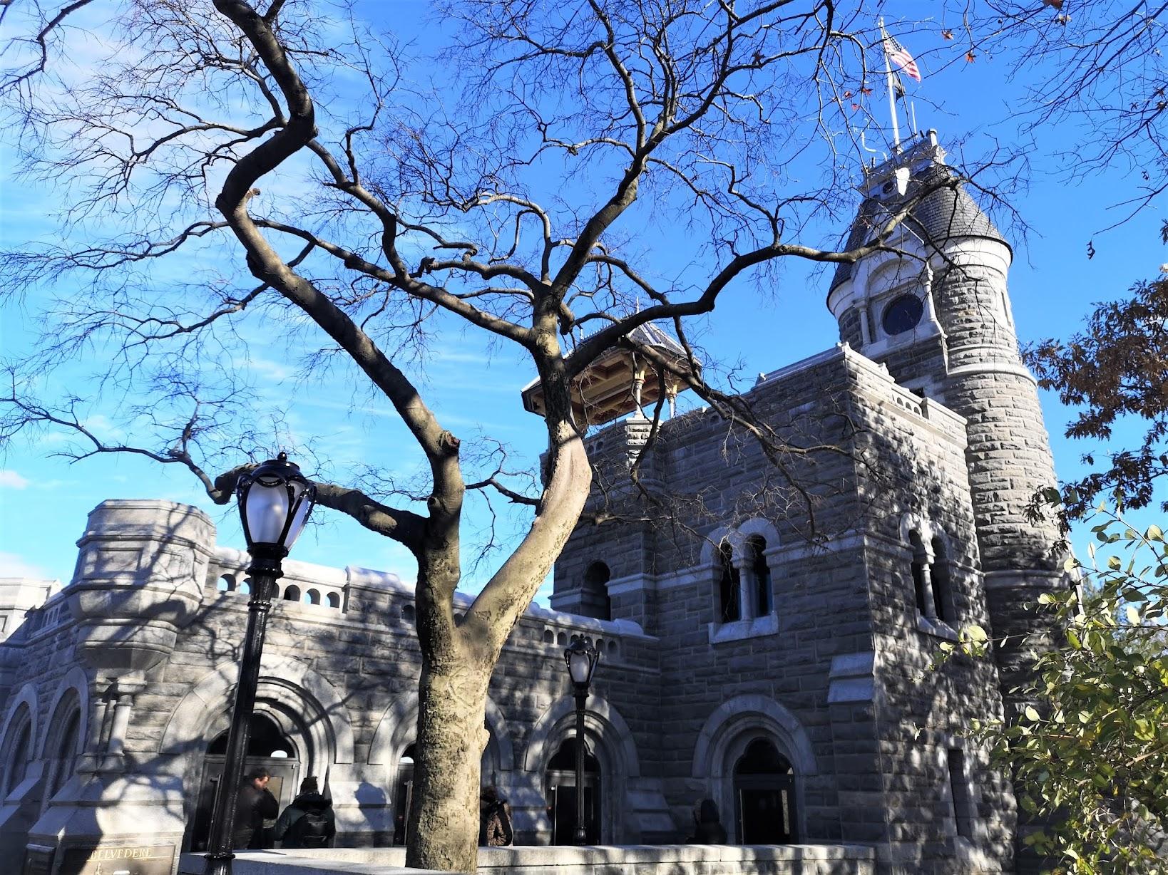 Belvedere Castle, Central Park, New York City