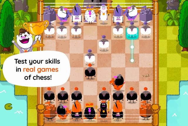 أفضل لعبة شطرنج للايفون