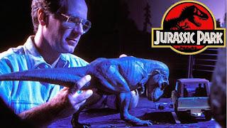 Dinosaurios de Parque Jurásico en Stop Motion