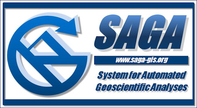SAGA; Software Analisis Geospasial yang Mumpuni