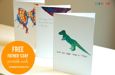 free fathers day printable cards