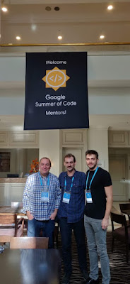 A photo tour of the World summit Google Summer of Code in Munchen