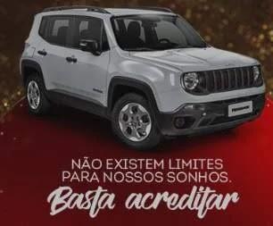 Promoção Santana Parque Shopping Natal 2019 Jeep Renegade