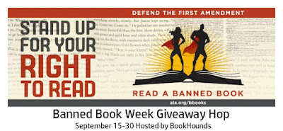 Annual Banned Books Week Giveaway Hop