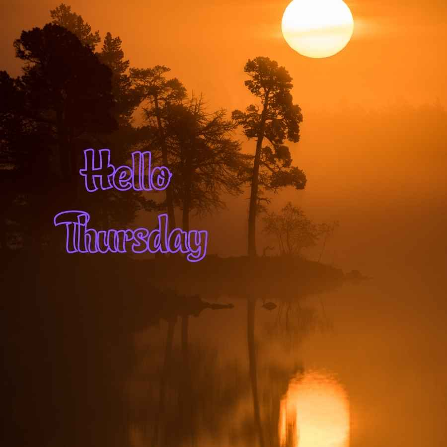 good morning thursday pictures