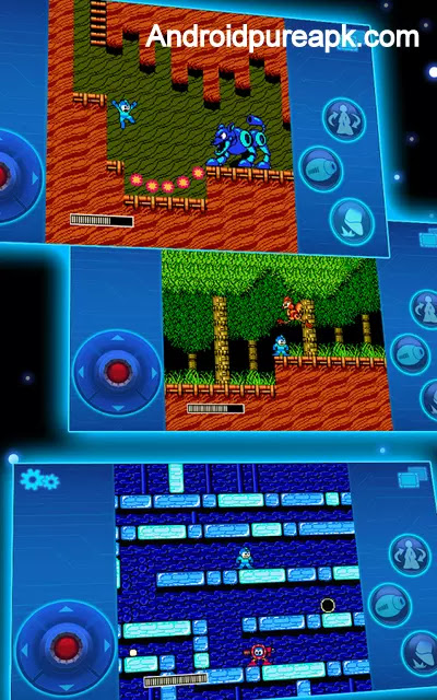 MEGA MAN 2 MOBILE Apk