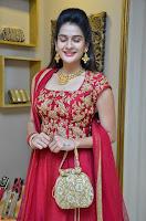 Jenny Honey in Stunning Dark Red Anarkali Dress at Splurge   Divalicious curtain raiser ~ Exclusive Celebrities Galleries 034.JPG