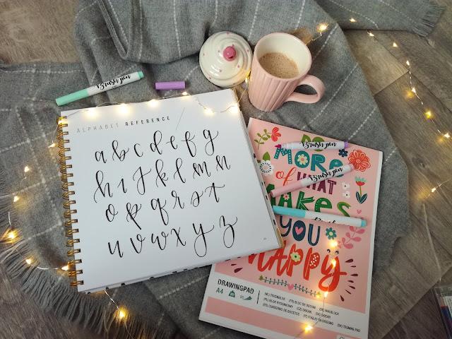 3 livres pour s'initier au Hand Lettering