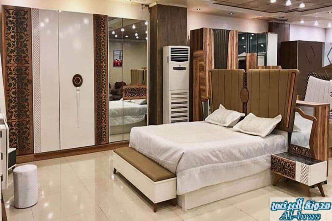 ديكورات غرف نوم مودرن للعرسان