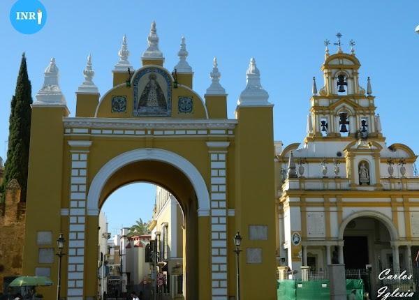 Patrimonio da luz verde al proyecto de restauración del arco de la Macarena
