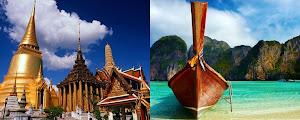 Paket Tour Wisata Bangkok Phuket 5D4N - 2013