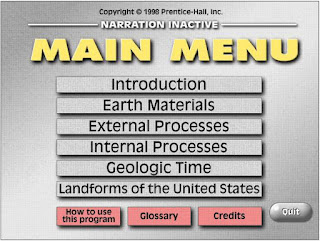 GEODe II Software interactivo de geologia y mineralogia gratis
