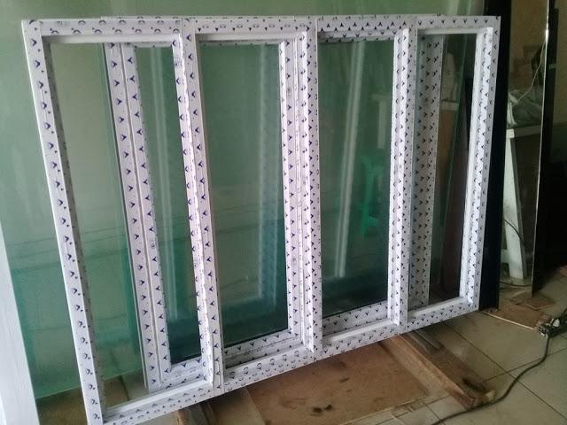 Harga Aluminium Kusen Pintu Di Jogja Sleman | Pintu ...