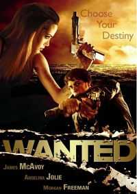 Wanted (2008) All Dual Audio Movie Download 500mb BDRip