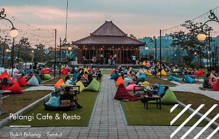 Wisata Pelangi Kafe dan Restoran Bogor