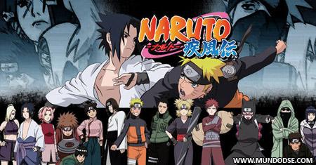 Naruto no primeiro lugar