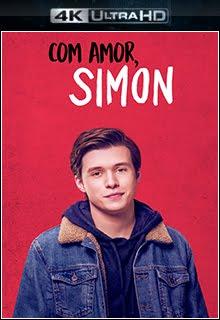 Download - Com Amor, Simon BluRay Remux 4K Ultra HD 2160p Dual Áudio
