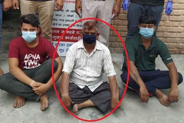 vikas-dubey-relatives-shrawan-corona-report-positive-nimka-jail-news