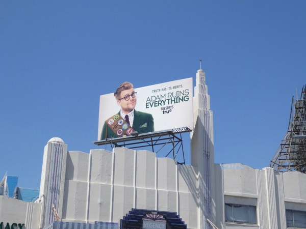 Adam Ruins Everything 2 billboard