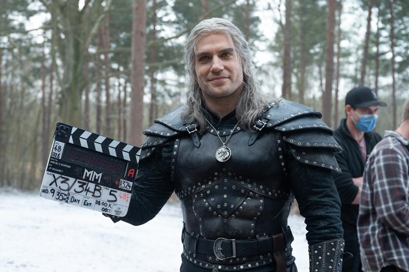 The Witcher'in ikinci sezon çekimlerinin tamamlandı
