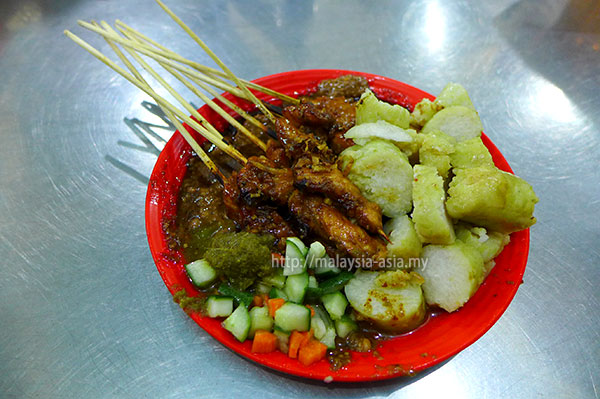 Palembang Sate Satay