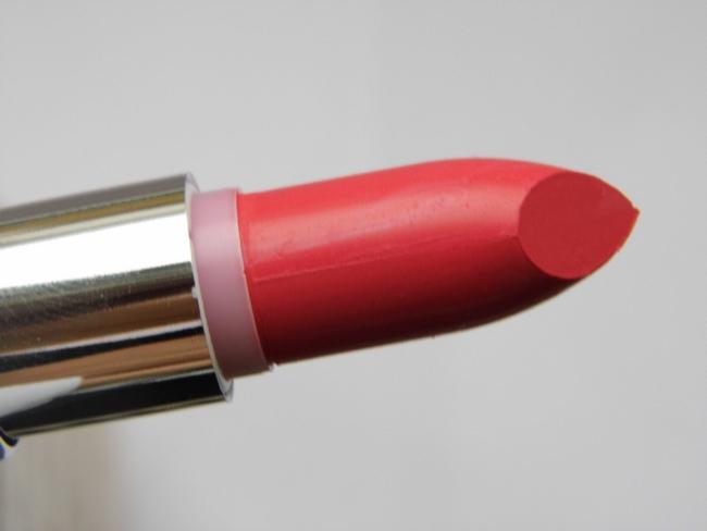 02 Pastel Coral Shea Butter & Vitamin Lipstick