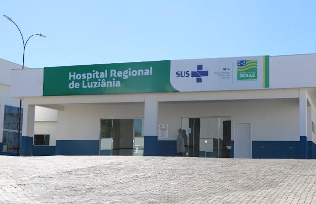 Hospital Regional de Luziânia - HRL