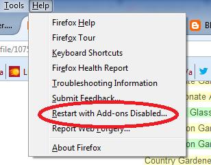 Cara Mengatasi Masalah Crash Pada Mozilla Firefox Dengan Sangat Mudah