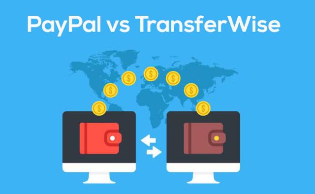 PayPal vs Transferwise