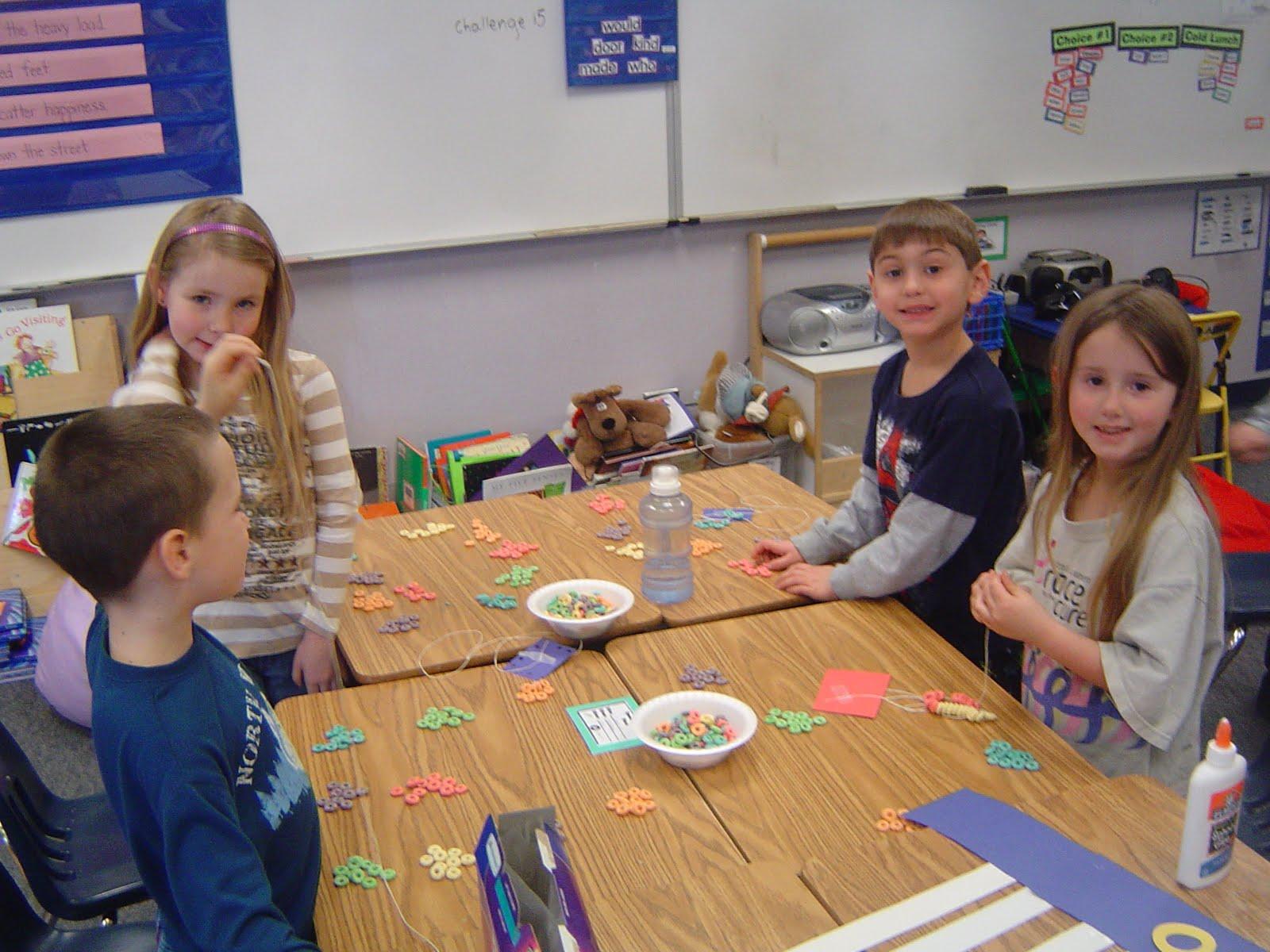 Mrs T S First Grade Class 100 Day