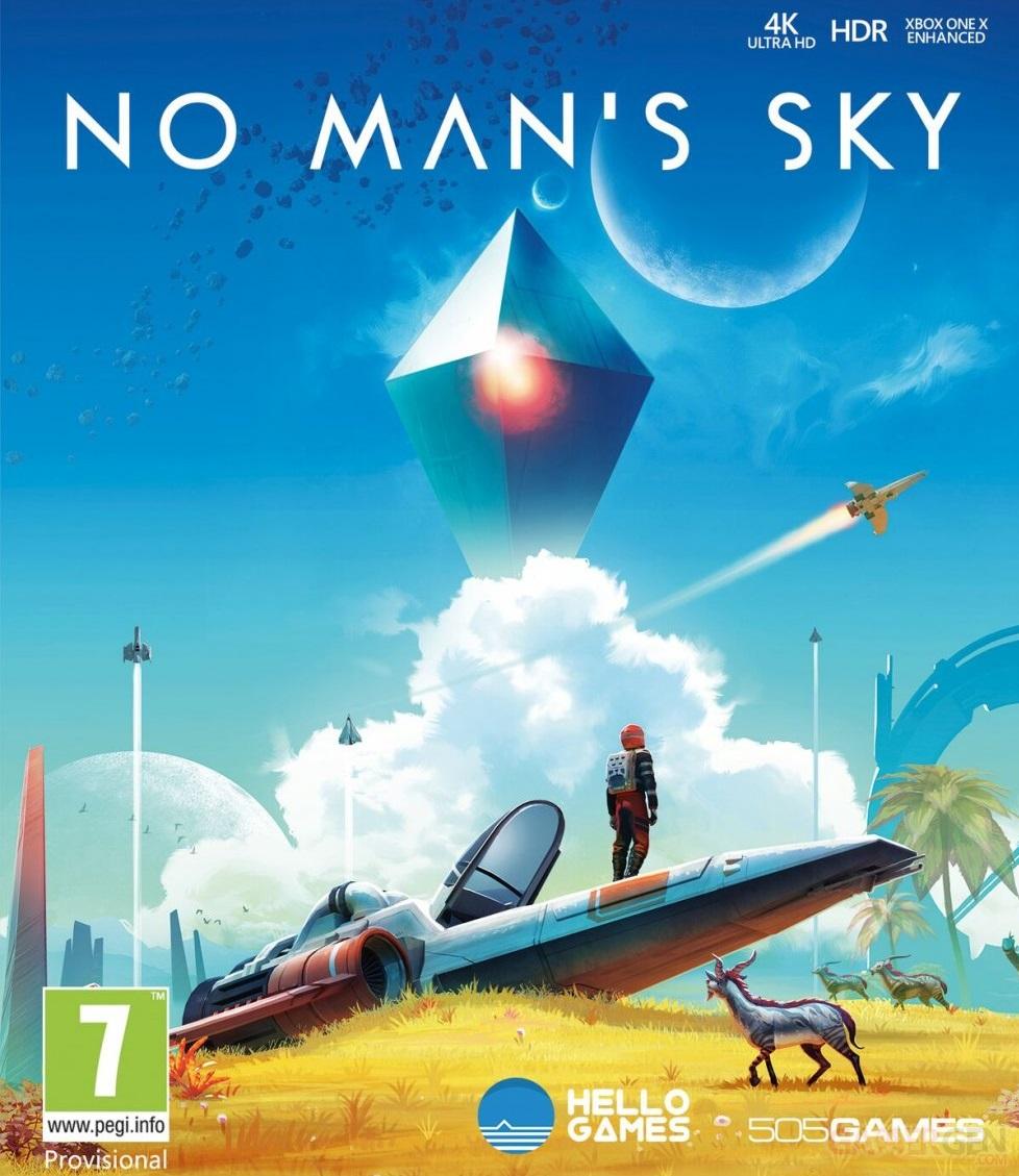 Descargar No Man's Sky NEXT ESPAÑOL MEGA