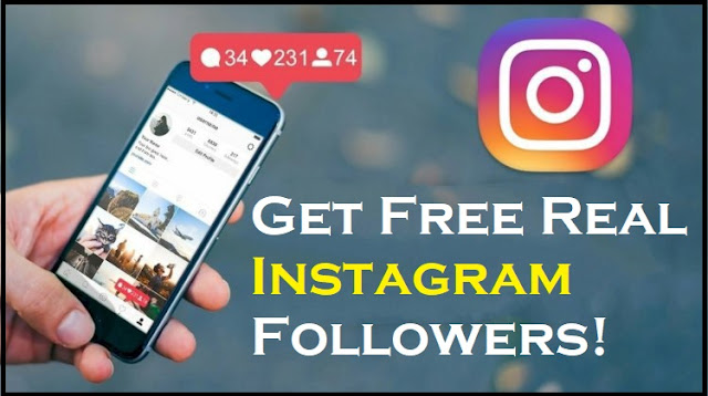 [Instagram Followers Trick] How to Get Free Real Instagram Followers in 2020