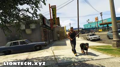 تحميل لعبة GTA V بلايستيشن 3 مجانا