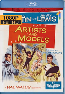 Artistas Y Modelos[1955] [1080p BRrip] [Latino- Ingles] [GoogleDrive] LaChapelHD