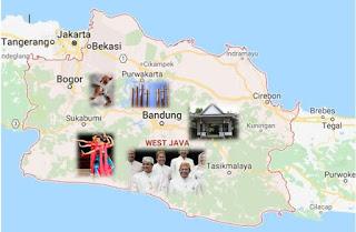 Tugas Kliping Ciri Khas Daerah Provinsi Jawa Barat Terlengkap