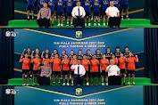 PBSI Lepas Kontingen Piala Sudirman dan Thomas - Uber