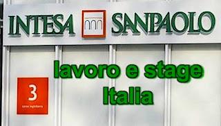 adessolavoro.blogspot.com - Intesa SanPaolo Lavoro e stage