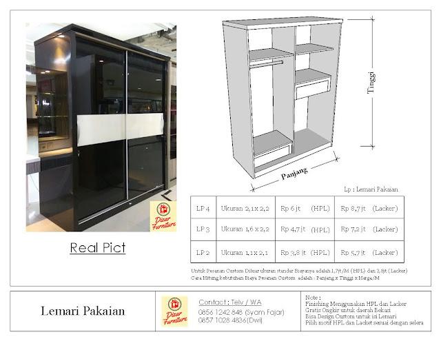 Harga lemari minimalis di bekasi,Pembuatan lemari pakaian di bekasi,Pabrik furniture lemari bekasi