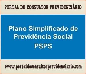 O Plano Simplificado de Contribuição à Previdência Social.