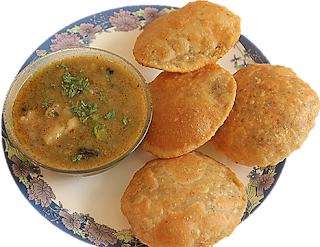 लोकप्रिय आगरा बेदई-बेदामी पुरी रेसिपी
