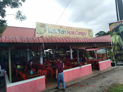 Kak Yan Nasi Campur, Ulu Melaka
