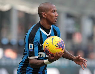Ashley Young: Proud to make my debut for Inter