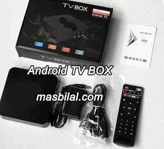 Cara Nonton TV Di Android TV Box Terbaru