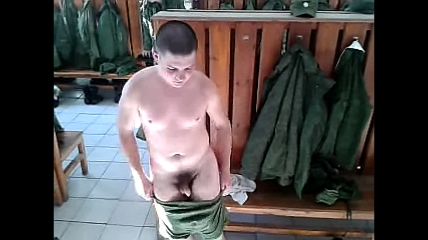 fat soldier with dick