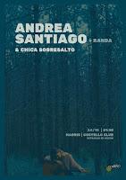 Concierto de Andrea Santiago y Chica Sobresalto en Costello Club