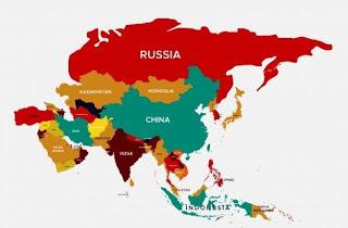 Asia mahadeep एशिया महाद्वीप