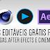 Site Com Várias Intro Editáveis Grátis para SONY VEGAS, AFTER EFFECTS E CINEMA 4D